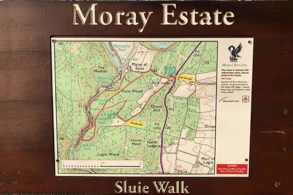 Sluie Walk