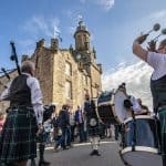 Toun Mercat, Scottish Week