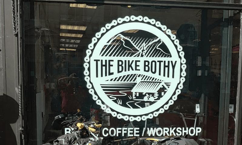 Bike Bothy