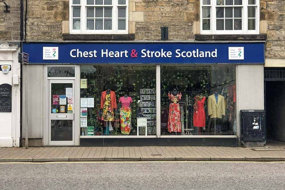 Chest, Heart and Stroke Scotlad