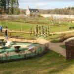 Playful Garden, Brodie Castle